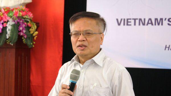 TS. Nguyễn Đình Cung - Viện trưởng CIEM - Sputnik Việt Nam