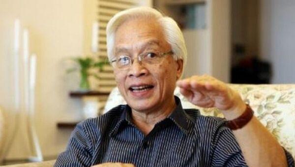 Giáo sư Chu Hảo - Sputnik Việt Nam