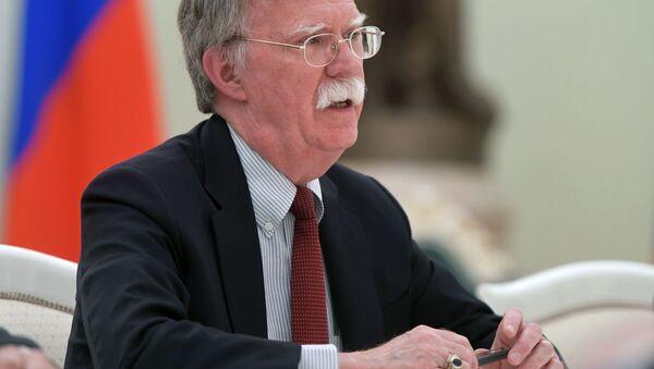 John Bolton - Sputnik Việt Nam