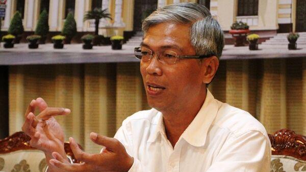 Ông Võ Văn Hoan, Chánh Văn phòng, người phát ngôn UBND TP.HCM - Sputnik Việt Nam