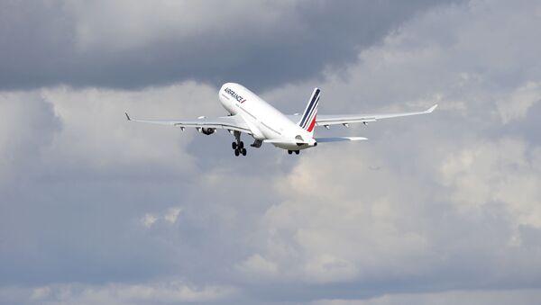 Máy bay của Air France - Sputnik Việt Nam