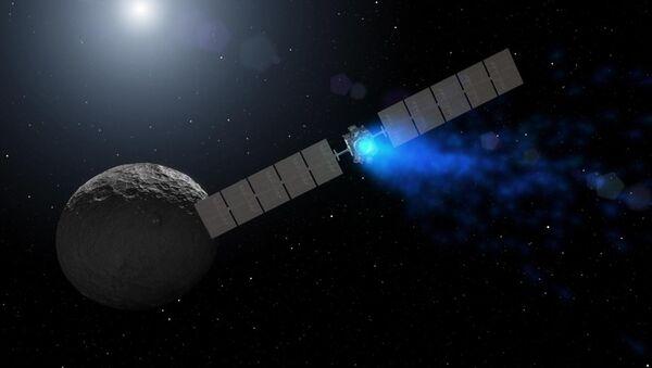 tàu vũ trụ Dawn - Sputnik Việt Nam