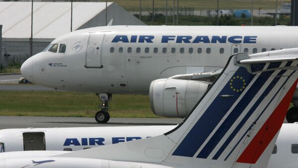 máy bay Air France - Sputnik Việt Nam