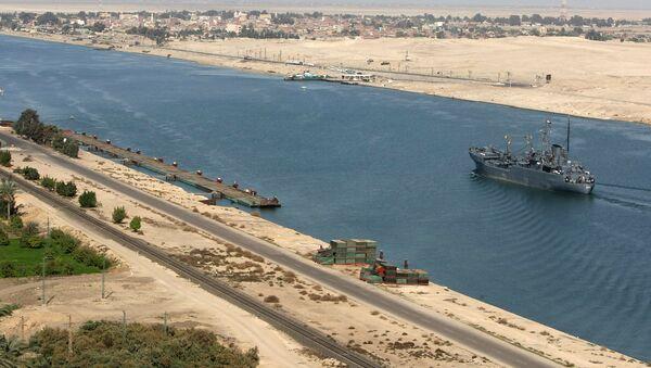 Kênh đào Suez - Sputnik Việt Nam