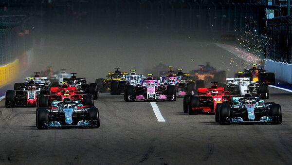 Formula 1 - Sputnik Việt Nam