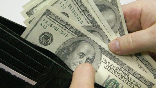 US dollars - Sputnik Việt Nam