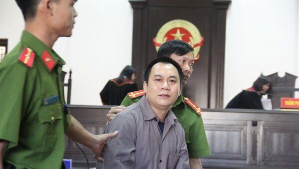 Bị cáo Lê Ngọc Hoàng, lái xe container mong HĐXX xem xét các tình huống từ đầu đến cuối để có bản án công tâm - Sputnik Việt Nam