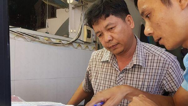 Ông Lê Hồng Lực - Sputnik Việt Nam