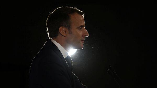 Tổng thống Pháp Emmanuel Macron - Sputnik Việt Nam