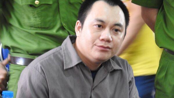 Anh Lê Ngọc Hoàng, lái xe container đã gửi đơn kháng cáo kêu oan lên Tòa án nhân dân tỉnh Thái Nguyên - Sputnik Việt Nam