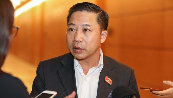Đại biểu Lưu Bình Nhưỡng (Bến Tre) - Sputnik Việt Nam