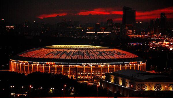 Sân vận động Luzhniki ở Matxcơva - Sputnik Việt Nam