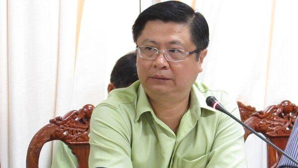 Ông Trương Quang Hoài Nam - Sputnik Việt Nam
