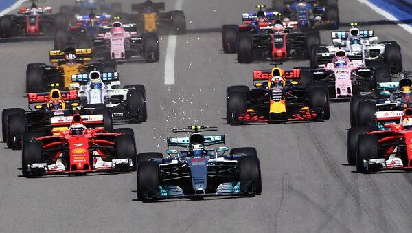 Giải đua ô tô Công thức 1 Grand Prix Nga - Sputnik Việt Nam