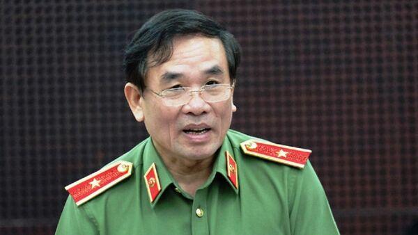 Giám đốc Công an TP.Đà Nẵng, thiếu tướng Vũ Xuân Viên - Sputnik Việt Nam