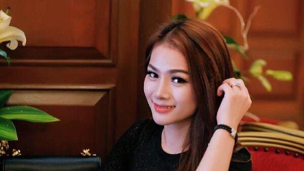 Chị Phương Anh - Sputnik Việt Nam