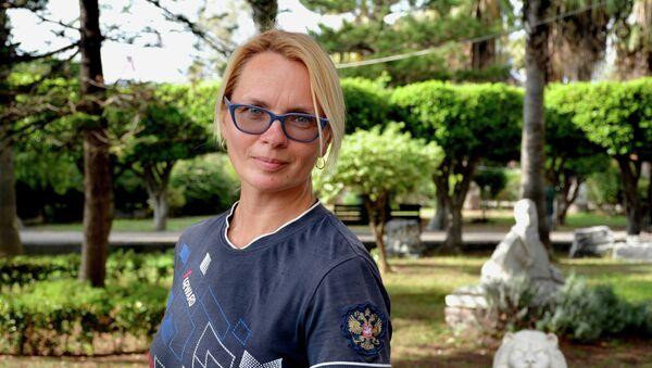 Irina Sidorenko - Sputnik Việt Nam