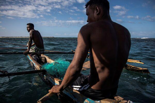 Ngư dân Malagasy - Sputnik Việt Nam