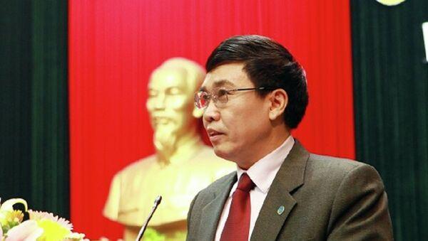 Ông Lê Bạch Hồng - Sputnik Việt Nam