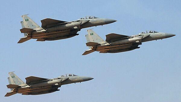 Phi cơ của liên minh Ả Rập - Sputnik Việt Nam