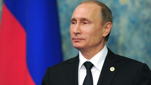 Vladímir Putin - Sputnik Việt Nam