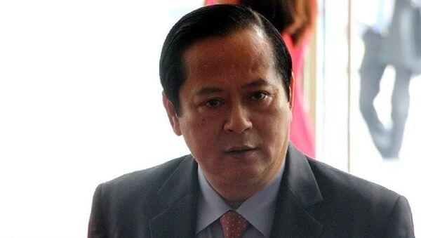 Ông Nguyễn Hữu Tín - Sputnik Việt Nam