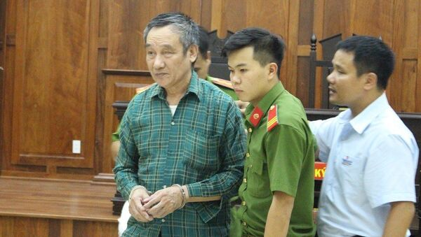 Sau 4 phiên tòa, bị cáo Nguyễn Văn Đồng bị kết án tù chung thân - Sputnik Việt Nam