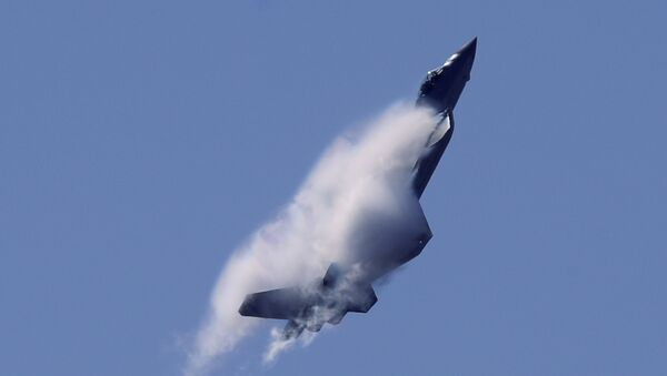 J-20 của Trung Quốc - Sputnik Việt Nam