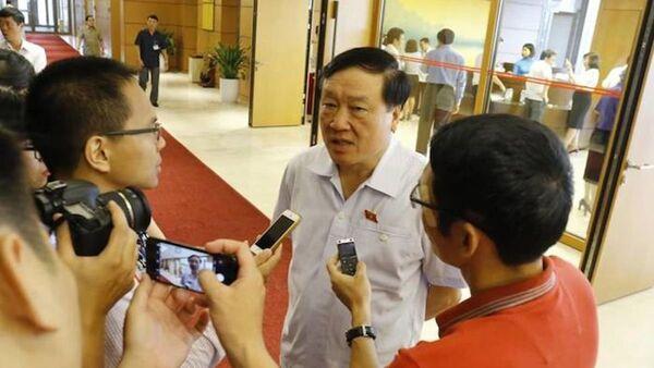 Chánh án TAND Tối cao Nguyễn Hòa Bình - Sputnik Việt Nam