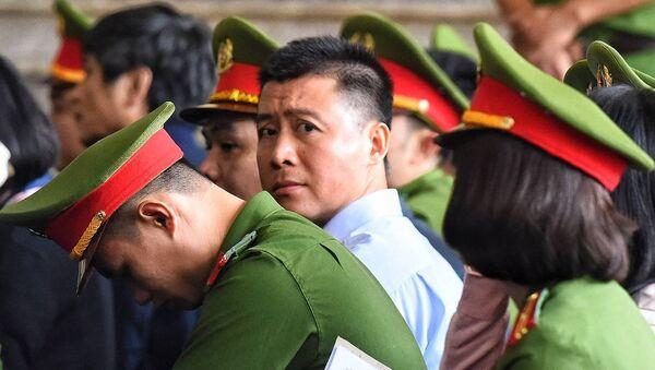 Bị cáo Phan Sào Nam (cựu chủ tịch VTC Online) - Sputnik Việt Nam