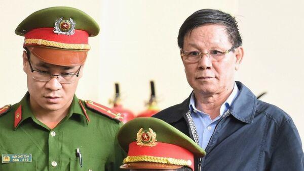 Ông Phan Văn Vĩnh - Sputnik Việt Nam