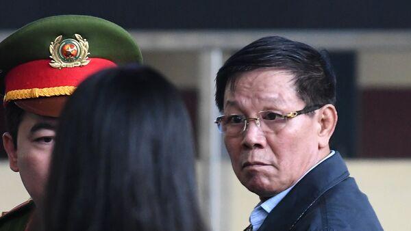 Bị cáo Phan Văn Vĩnh  - Sputnik Việt Nam
