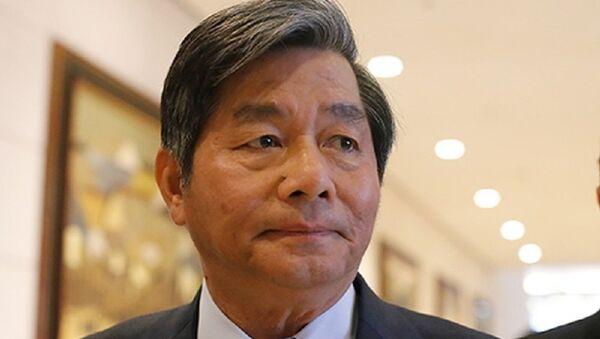 Nguyên Bộ trưởng Kế hoạch Đầu tư Bùi Quang Vinh - Sputnik Việt Nam