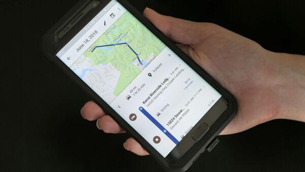 google maps - Sputnik Việt Nam