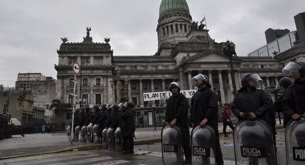 Cảnh sát Argentina