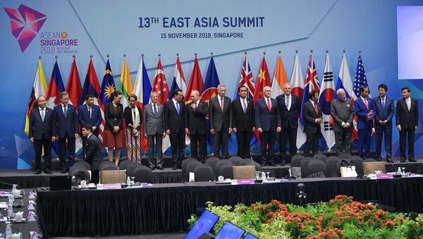 Hội nghị cấp cao ASEAN - Sputnik Việt Nam