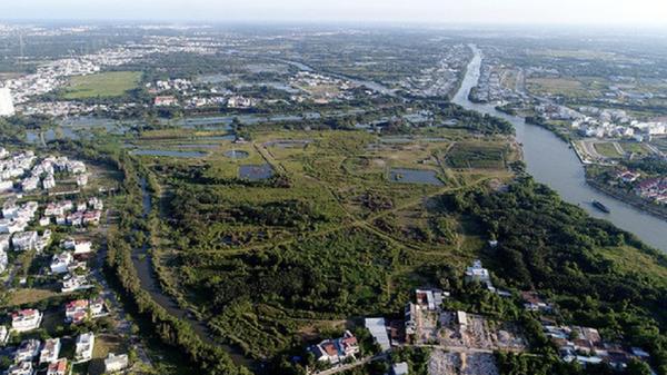 Ông Tất Thành Cang tự ý chấp thuận chủ trương chuyển nhượng hơn 32ha đất xã Phước Kiển, huyện Nhà Bè) với giá bèo - Sputnik Việt Nam