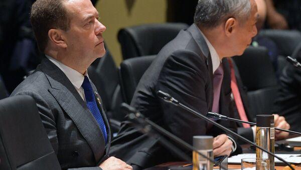Hội nghị thượng đỉnh APEC ở Papua - New Guinea - Sputnik Việt Nam
