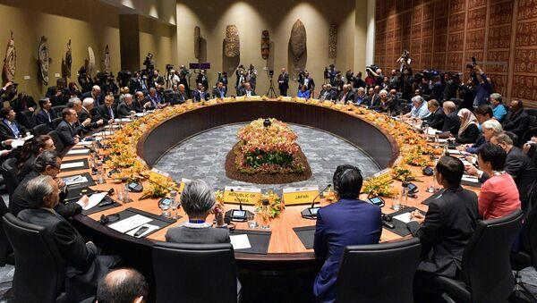 APEC 2018 - Sputnik Việt Nam