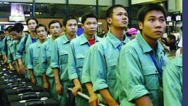 Xuất khẩu lao động sang Nhật - Sputnik Việt Nam