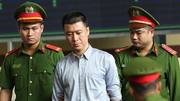 Bị cáo Phan Sào Nam - Sputnik Việt Nam