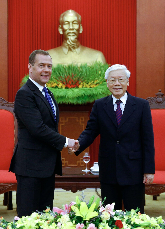 Nga coi trọng quan hệ với Việt Nam, đó là sự thật không thể thay đổi - Sputnik Việt Nam, 1920, 02.03.2021