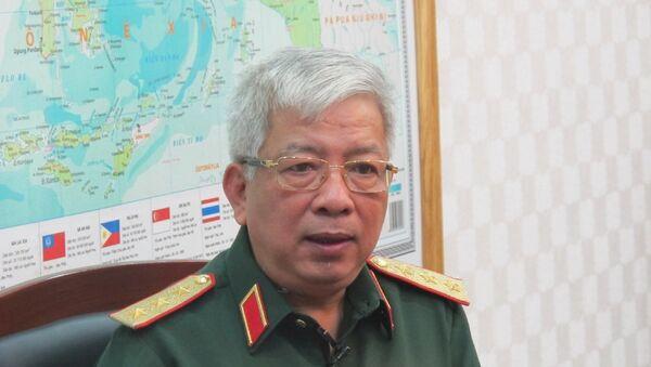 Thượng tướng Nguyễn Chí Vịnh, Thứ trưởng Bộ Quốc phòng - Sputnik Việt Nam