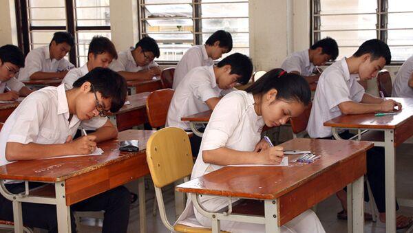 Học sinh người Việt - Sputnik Việt Nam
