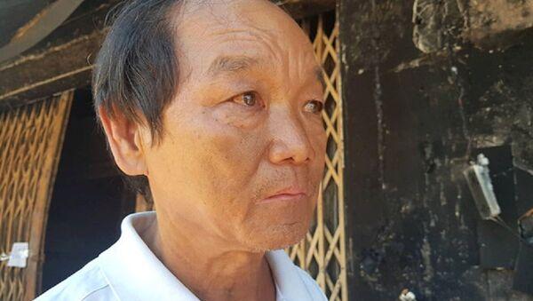 Ông Chung đau đớn trước cái chết của hàng xóm - Sputnik Việt Nam