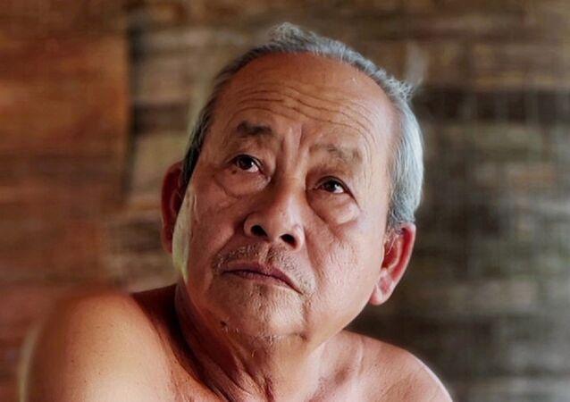 Ông Phùng Văn Tiết