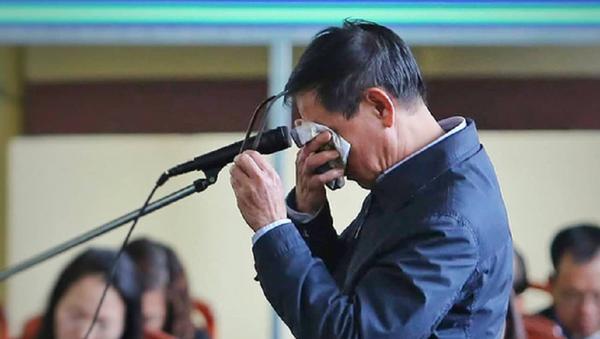 Cựu trung tướng Phan Văn Vĩnh nhận tội và xin Đảng, Chính phủ và nhân dân tha thứ - Sputnik Việt Nam