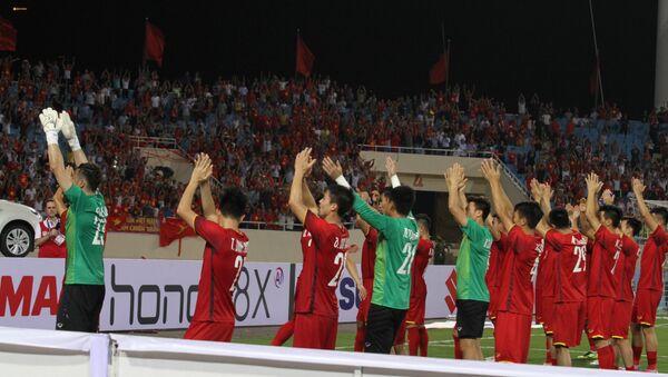Đội tuyển Việt Nam - Sputnik Việt Nam