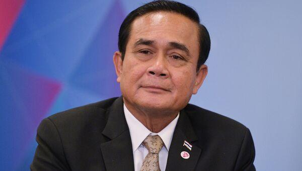Thủ tướng Thái Lan Prayut Chan-o-cha - Sputnik Việt Nam
