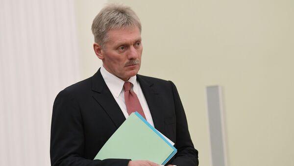 Thư ký báo chí của Tổng thống Nga, ông Dmitry Peskov - Sputnik Việt Nam